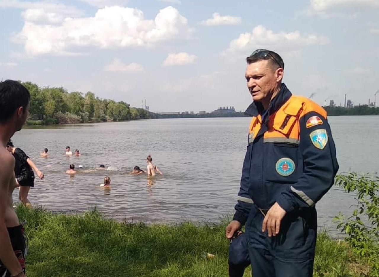 Четырехлетний ребенок утонул в Первом озере Челябинска