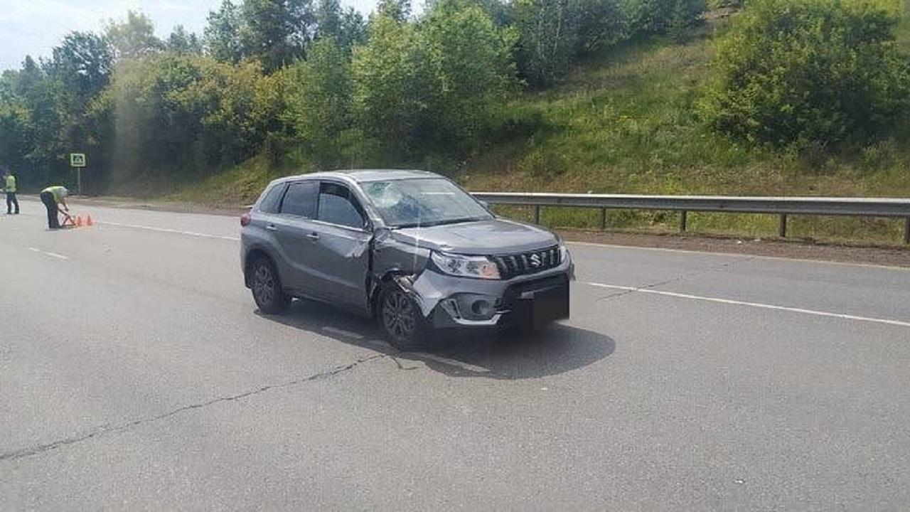Жителя Челябинской области насмерть сбили на трассе М5