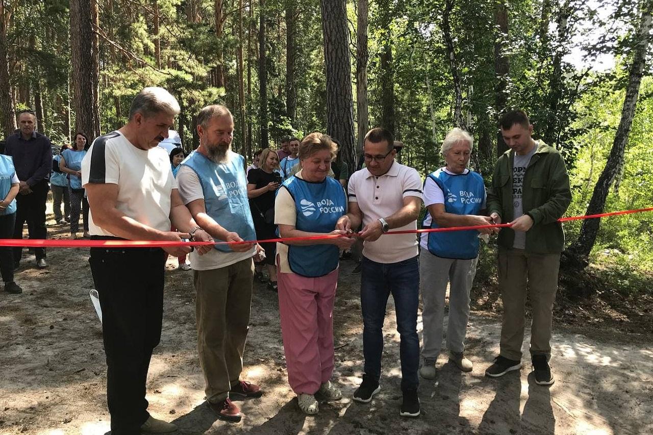Наедине с природой: новая экотропа появилась на Южном Урале