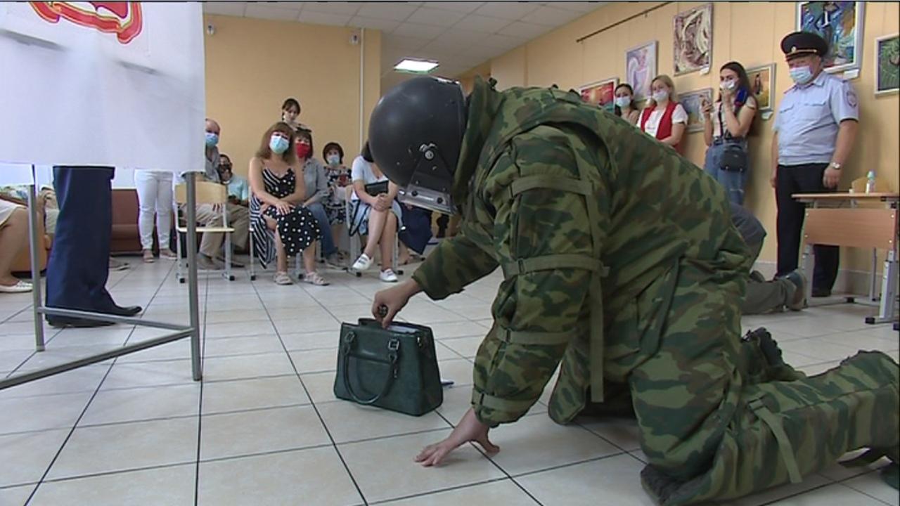 На Южном Урале усилят безопасность избирательных участков во время выборов