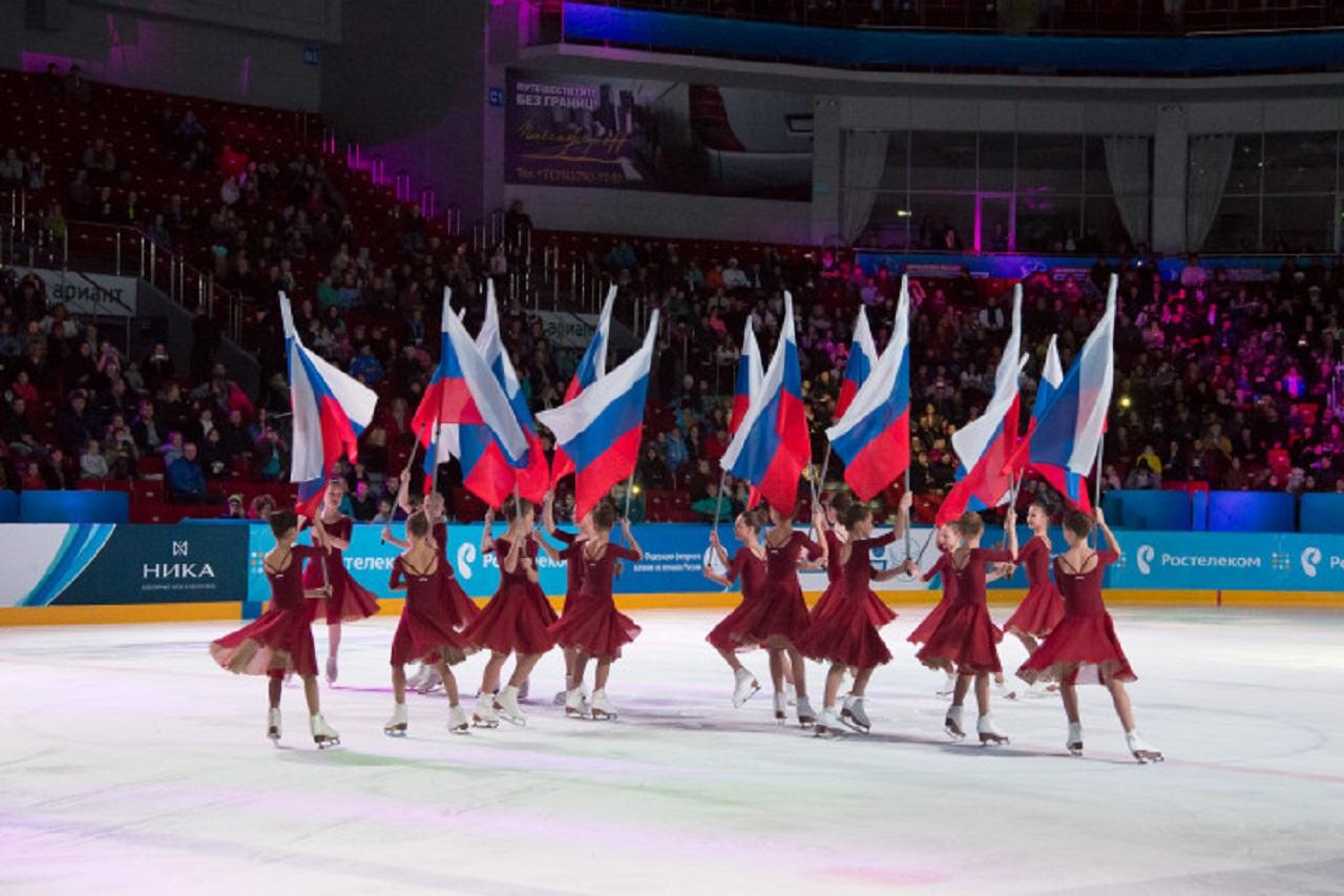 В Челябинске набирают волонтеров на прокаты сборной РФ по фигурному катанию
