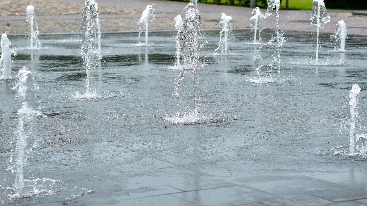 Танец воды: новый сухой фонтан откроют в Челябинске