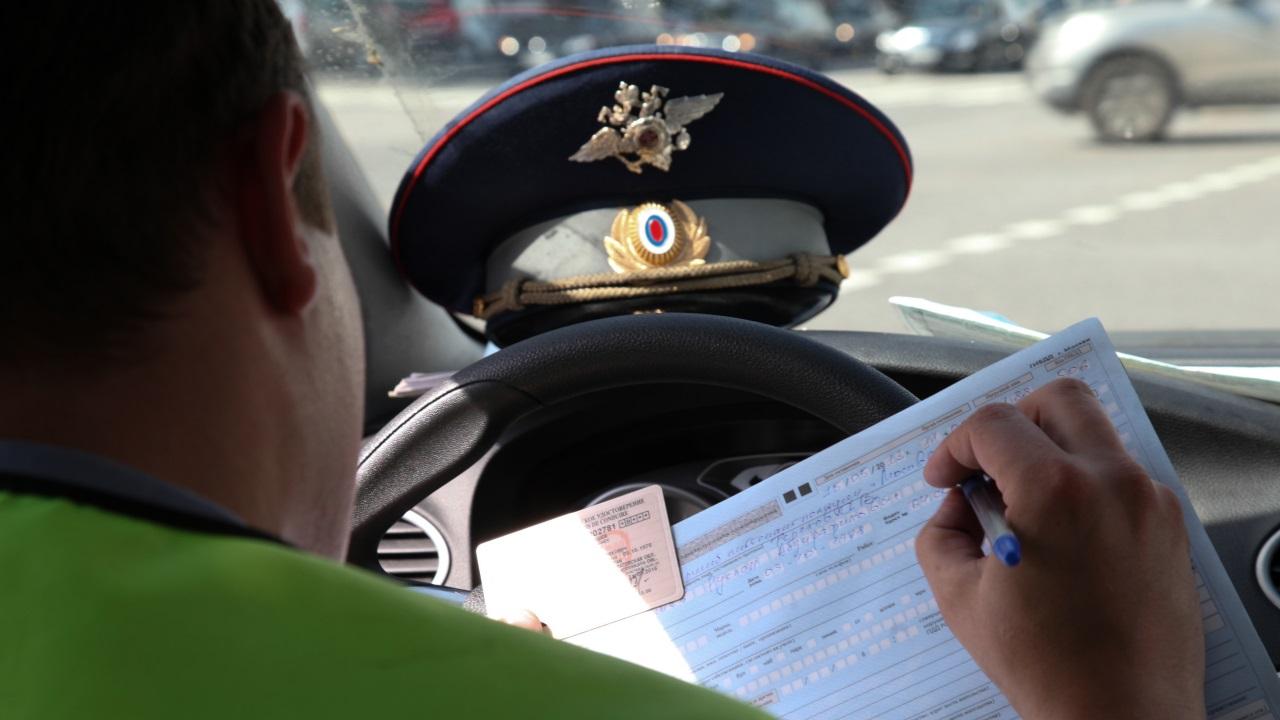 Пьяного водителя маршрутки задержали в Челябинской области