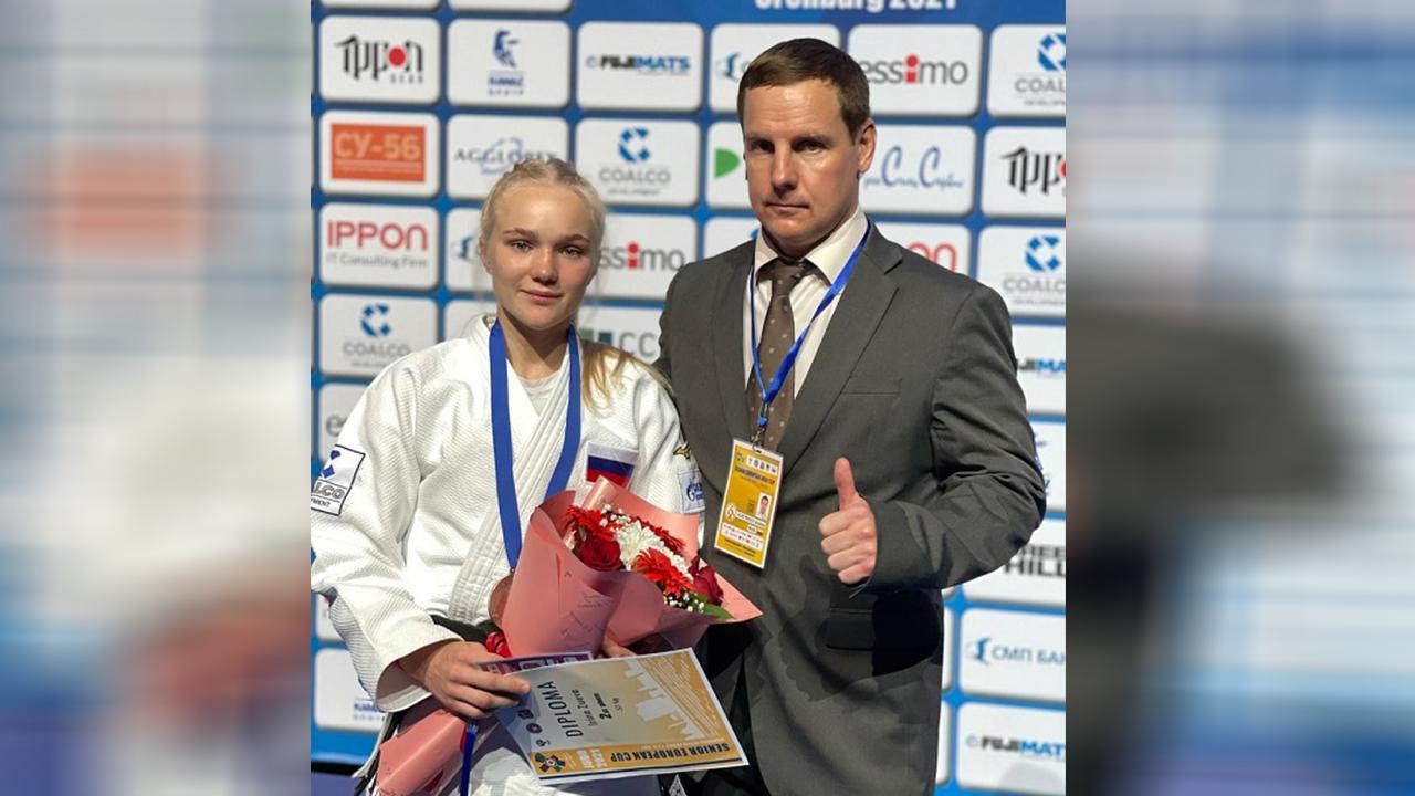 Дзюдоисты из Челябинской области привезли комплект престижных медалей с Кубка Европы