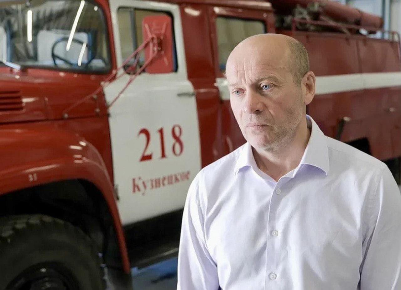 Ждали 10 лет: в поселке на Южном Урале появилась пожарная часть