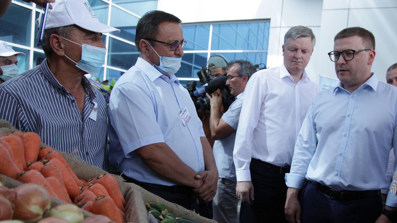 Свежий урожай и племенные животные: выставка «Агро-2021» в Челябинске