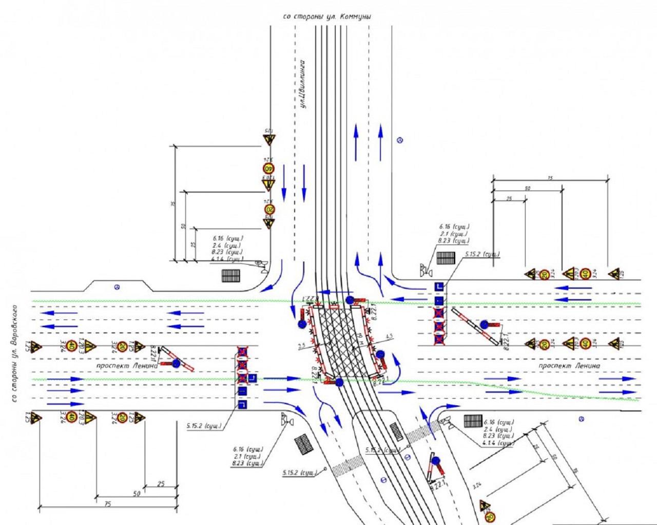 Огромные пробки в центре Челябинска: в мэрии рассказали о сроках дорожного ремонта