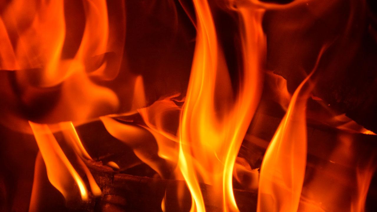 Четыре стихии: 2-метровую скульптуру зажгут в Челябинской области