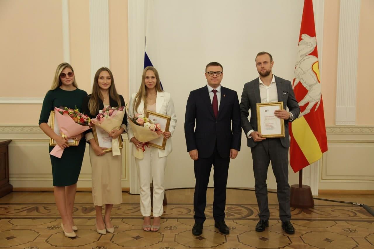 На Южном Урале наградили призеров и участников Олимпийских игр в Токио