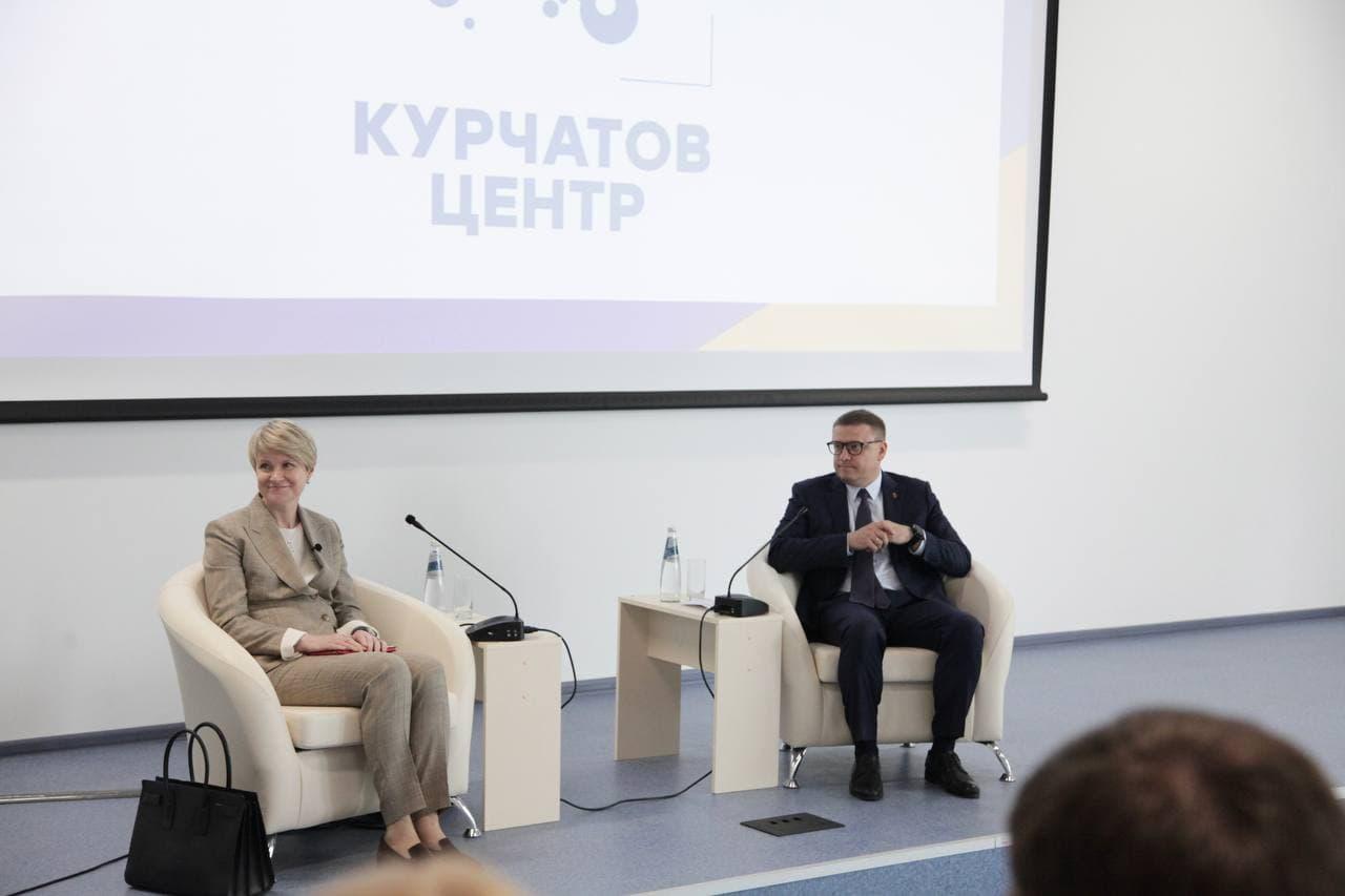 Новый кампус и современные технологии: в Челябинске представили образовательные инновации