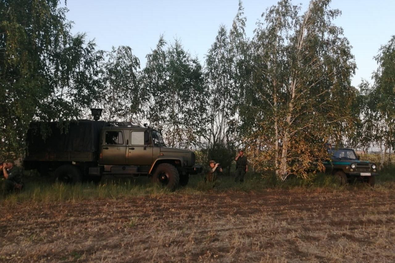 Граница на замке: масштабная спецоперация развернулась в Челябинской области