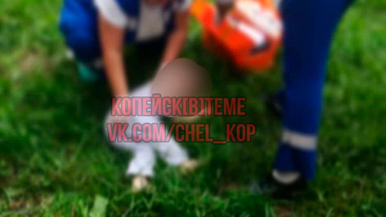 2-летний ребенок выпал из окна в Челябинской области