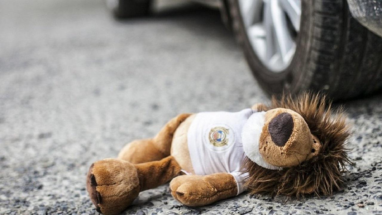 Автомобиль сбил 8-летнего ребёнка в Челябинской области