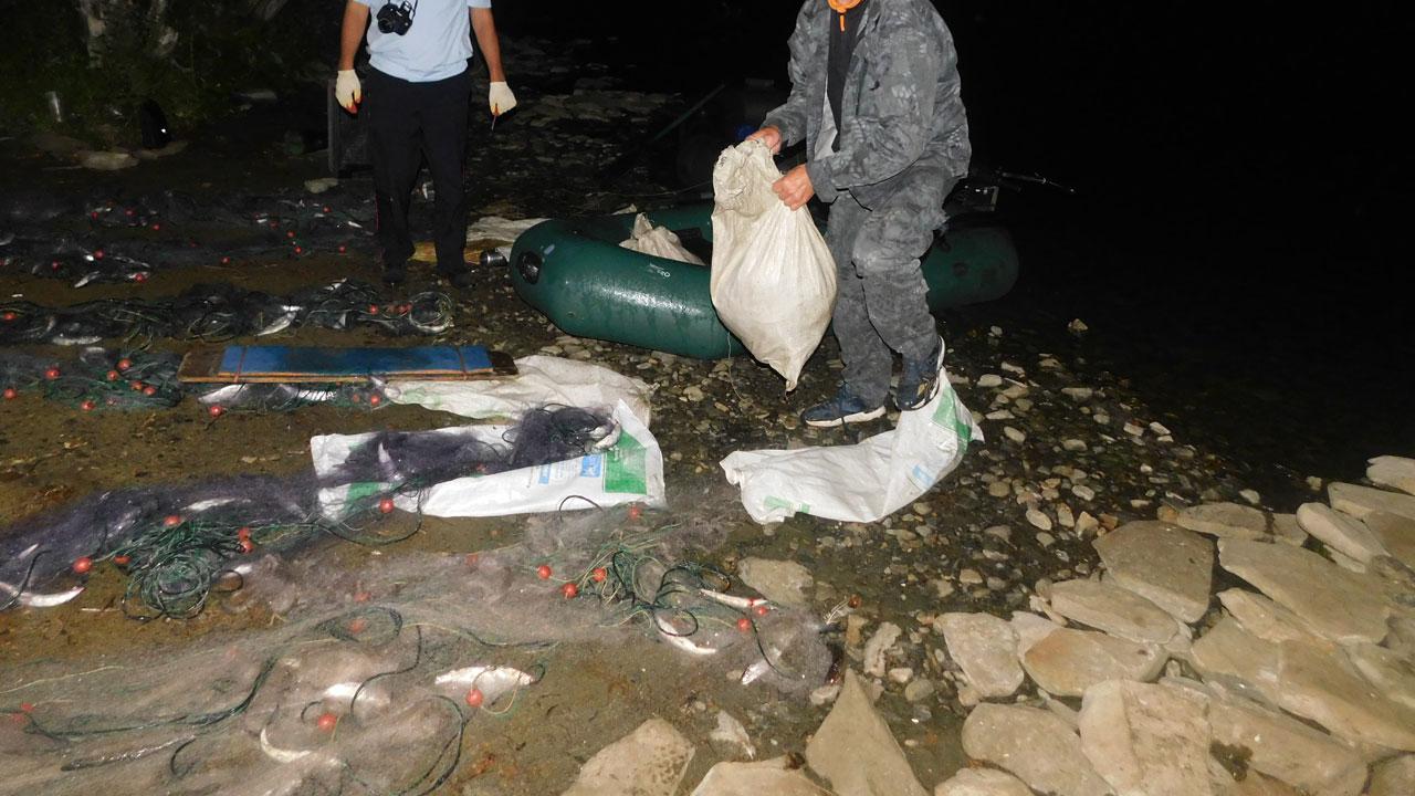 Браконьер напал на инспектора рыбоохраны в Челябинской области