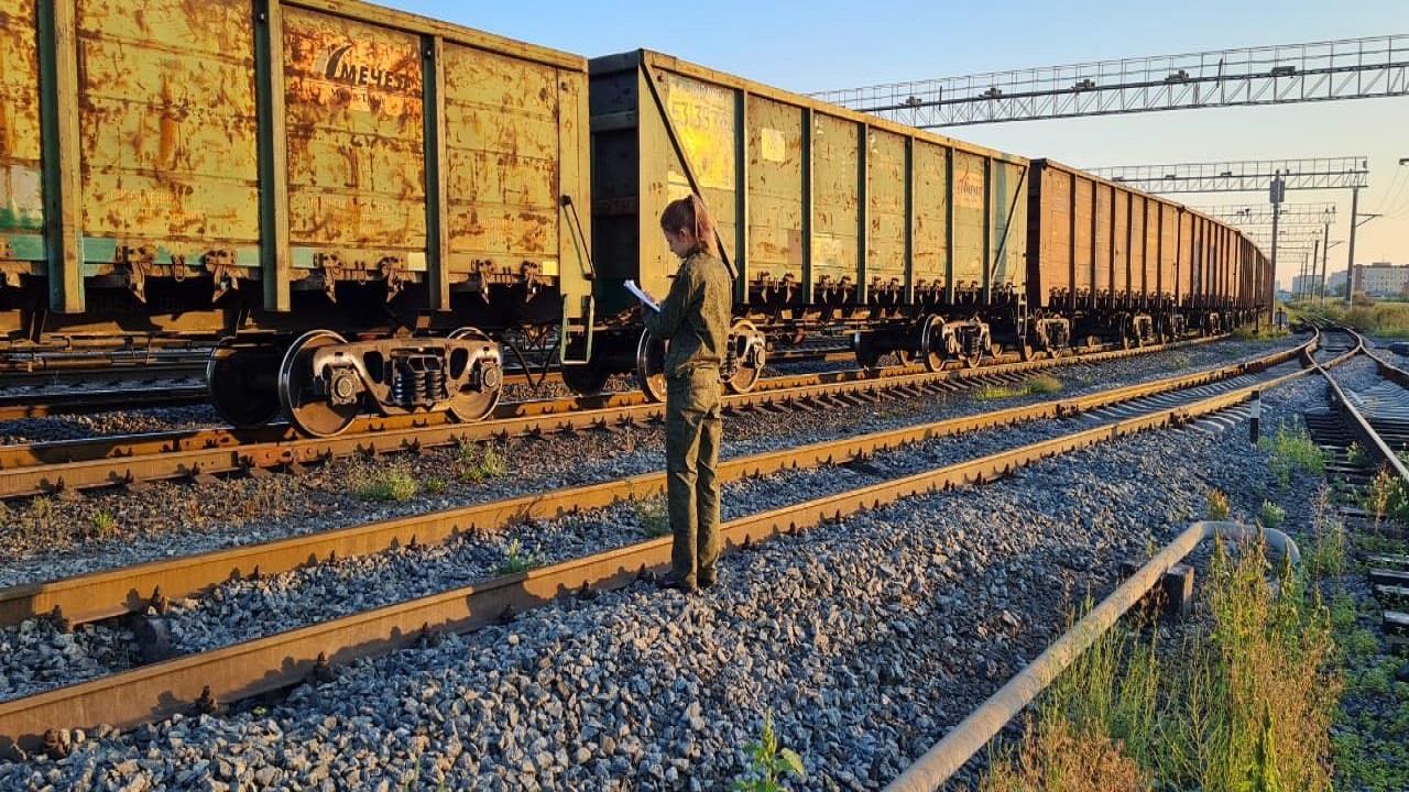 Поезд насмерть сбил мужчину под Челябинском