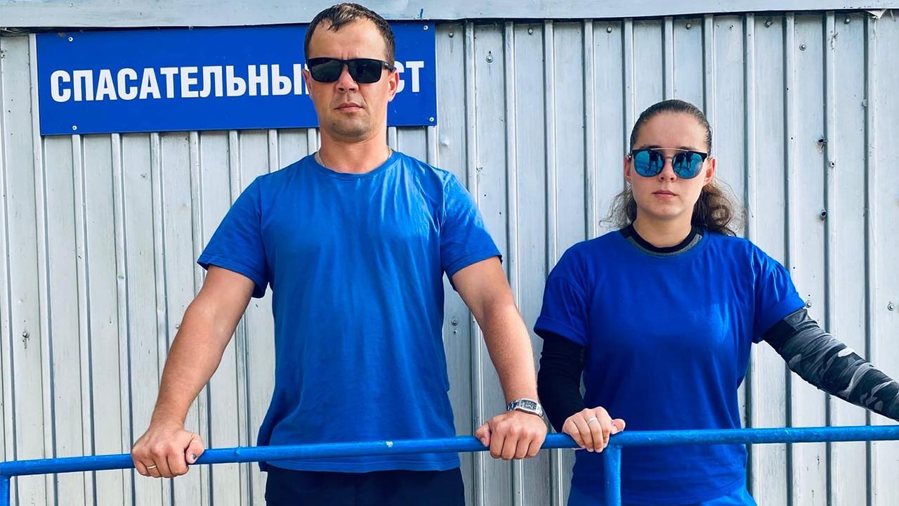 Трое мужчин и 6-летний ребенок едва не утонули в Челябинске