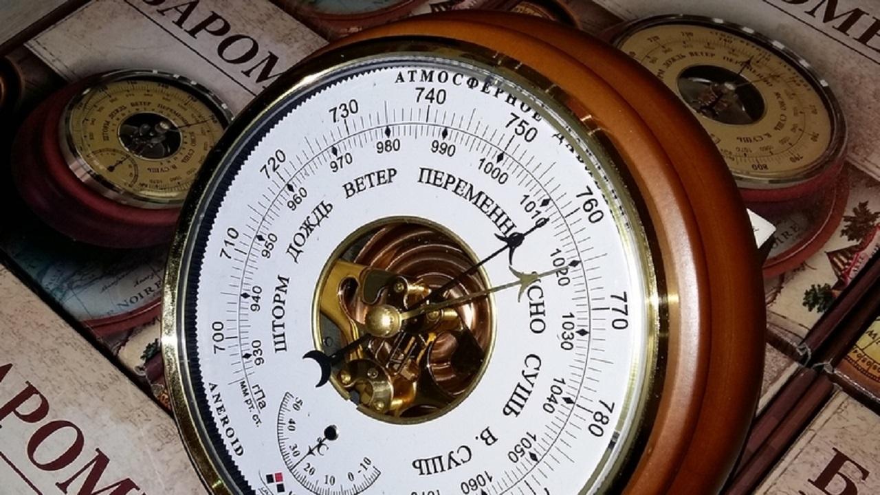 Атмосферное давление взлетит в Челябинской области сразу на 20 пунктов