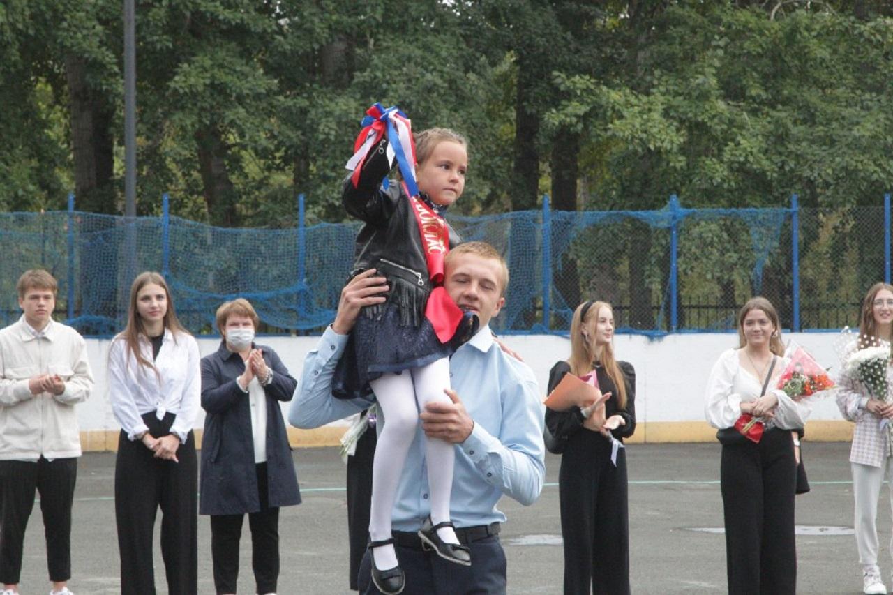 День знаний и перемен: как Челябинская область встретила 1 сентября