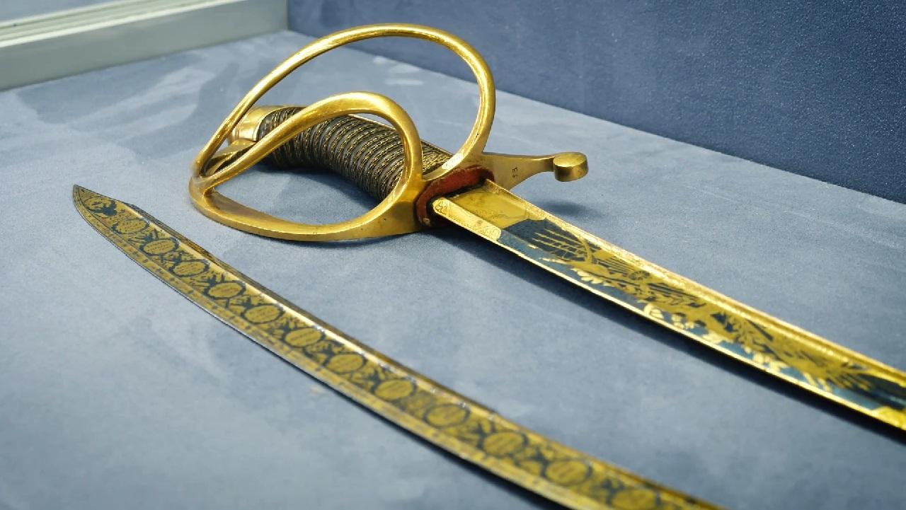 Музей Челябинска покажет оружие и личные вещи Александра Первого