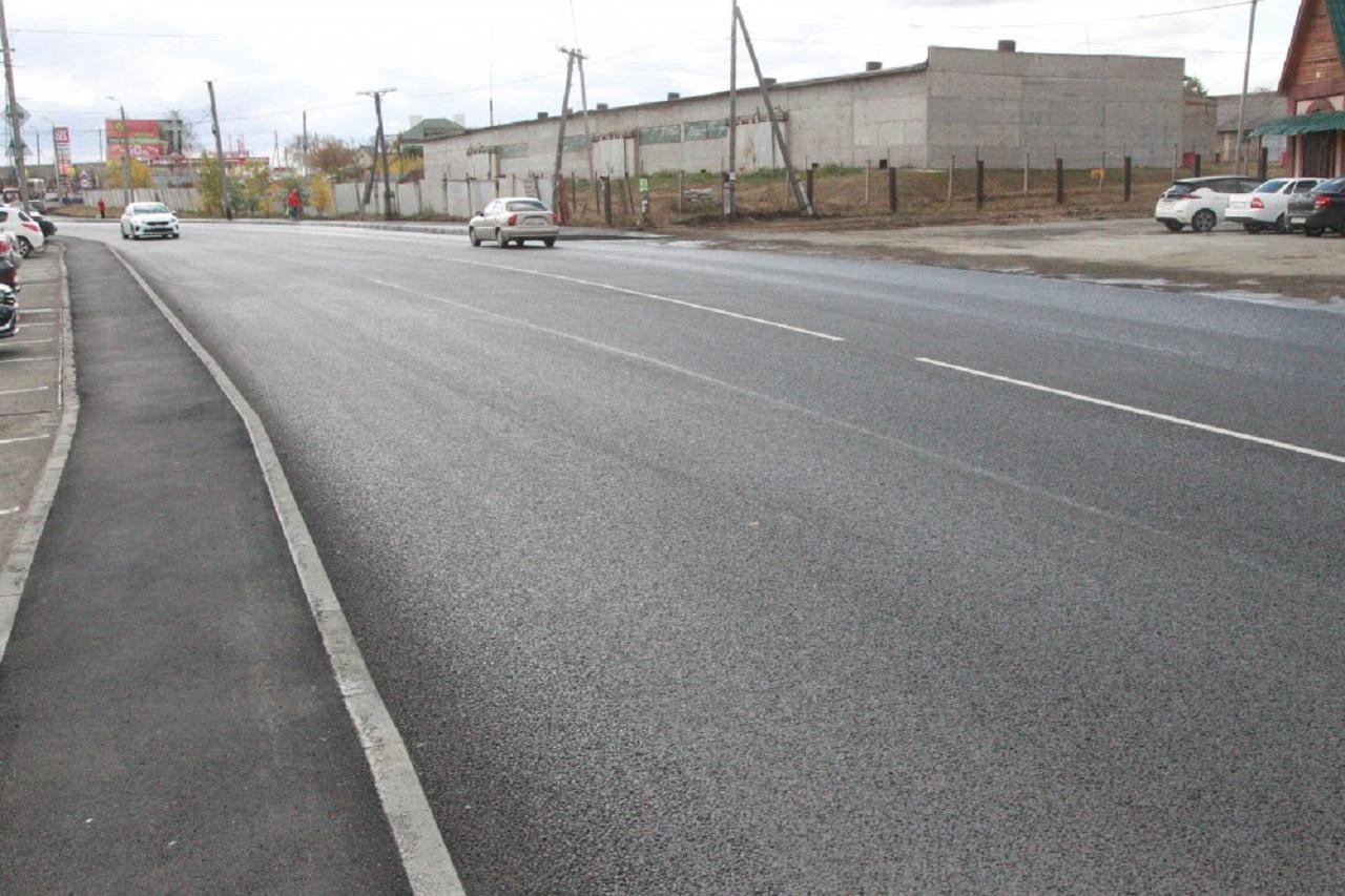 Мэр Челябинска оценила благоустройство дорог и районов города
