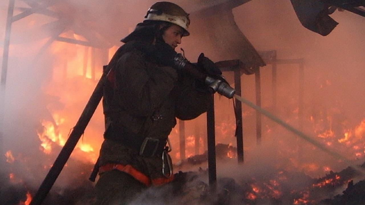 Во время пожара в Челябинской области погибли двое мужчин