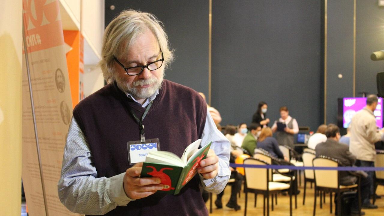 Известные писатели приехали на литературный фестиваль в Челябинск