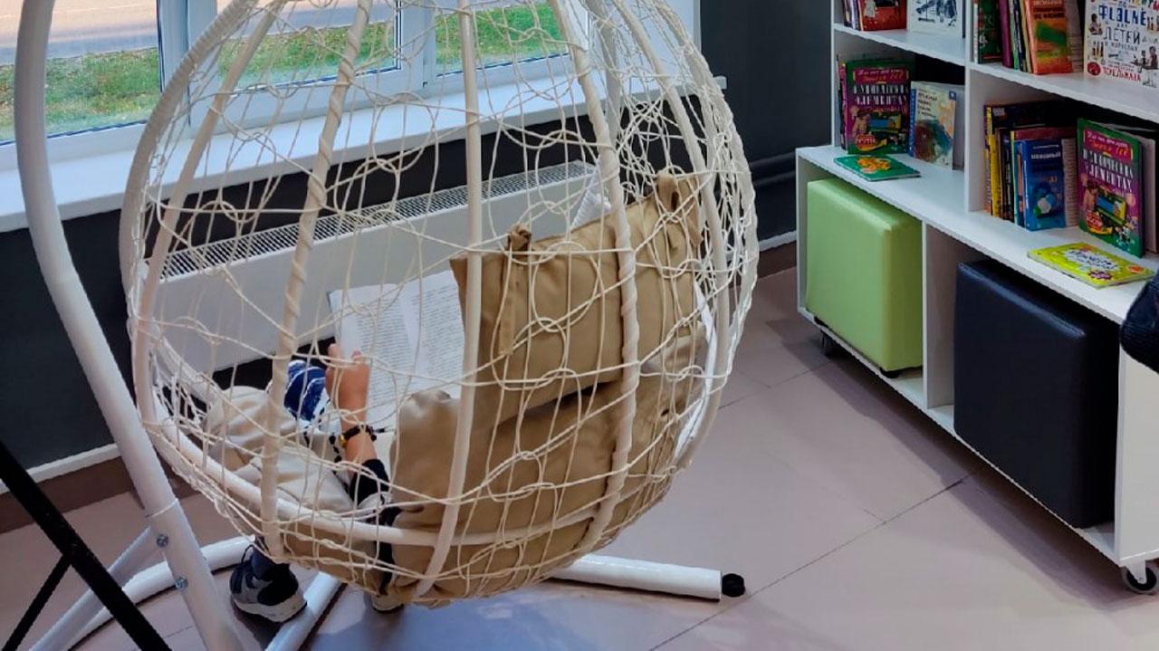 Библиотека с роботом и мультстудией открылась в Челябинске