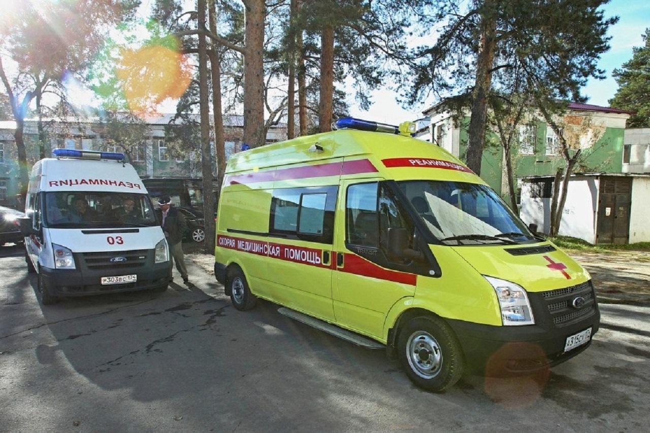 В челябинской детской больнице появился уникальный аппарат УЗИ за 21 млн рублей