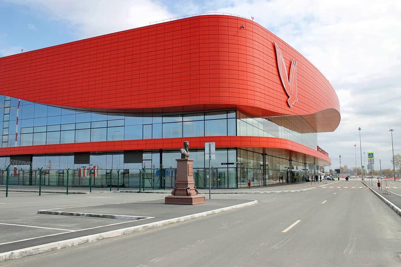 В челябинском аэропорту создают комфортную среду для пассажиров