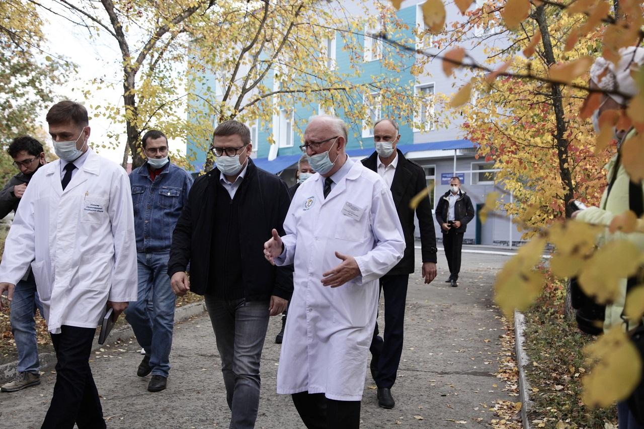 Губернатор Челябинской области проверил, как преобразился Чебаркуль