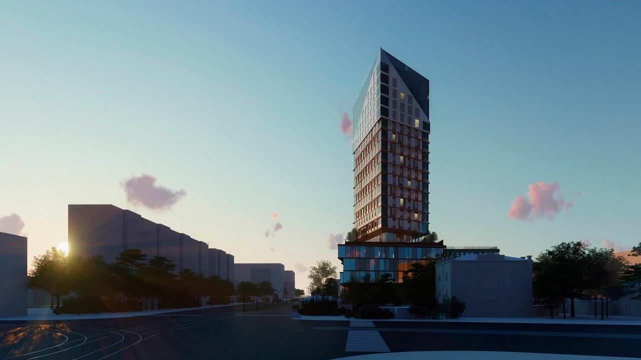 В Челябинске утвердили проект квартала, который предложил Артемий Лебедев