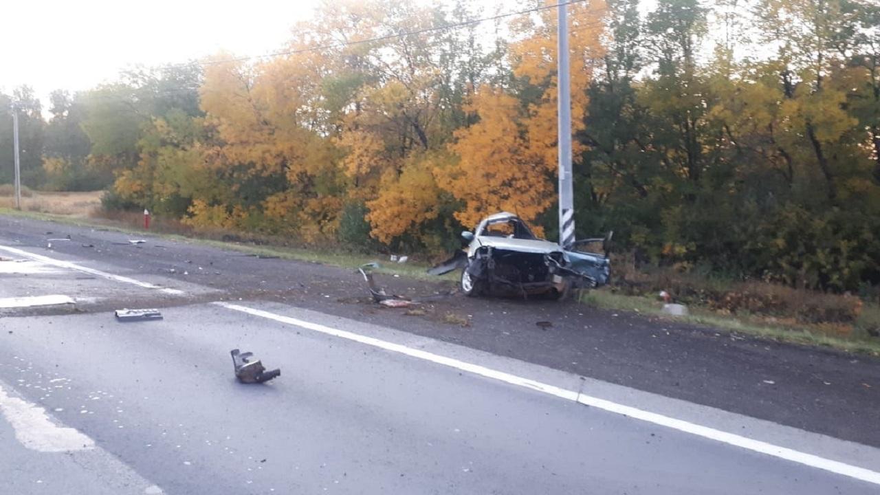 В ДТП в Челябинской области погибли 2 человека