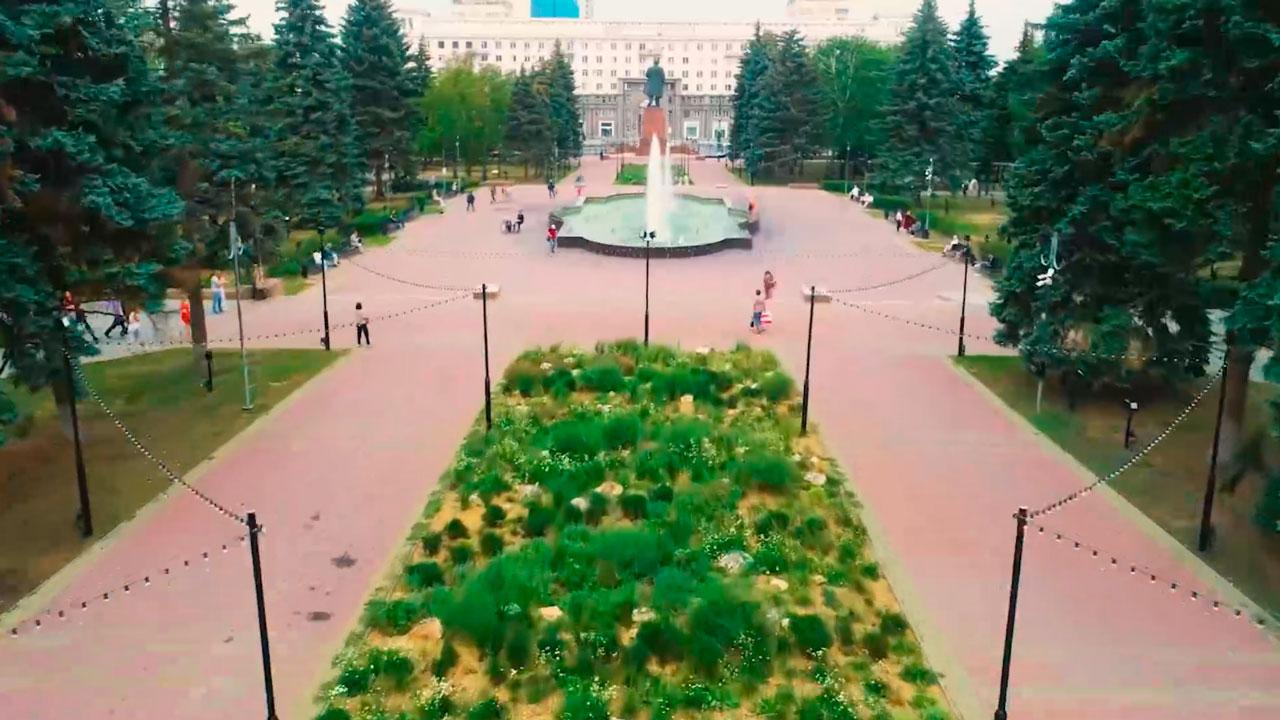 Полицейские в Челябинске сняли клип к Дню города ВИДЕО