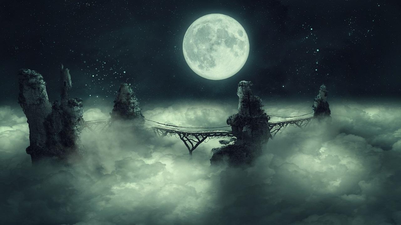Полнолуние в сентябре 2021: что предвещает безумная Луна