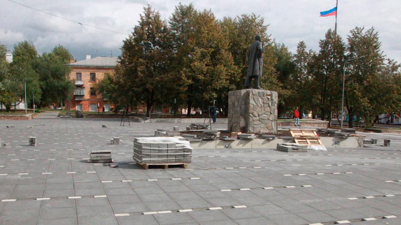 Новые общественные пространства появятся в Челябинске до конца года