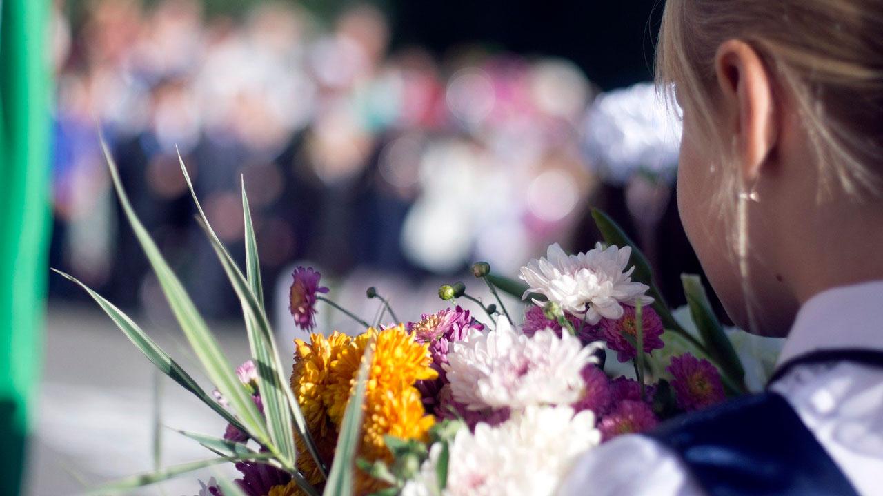 1 сентября в Челябинске: как встречают День знаний школьники и родители