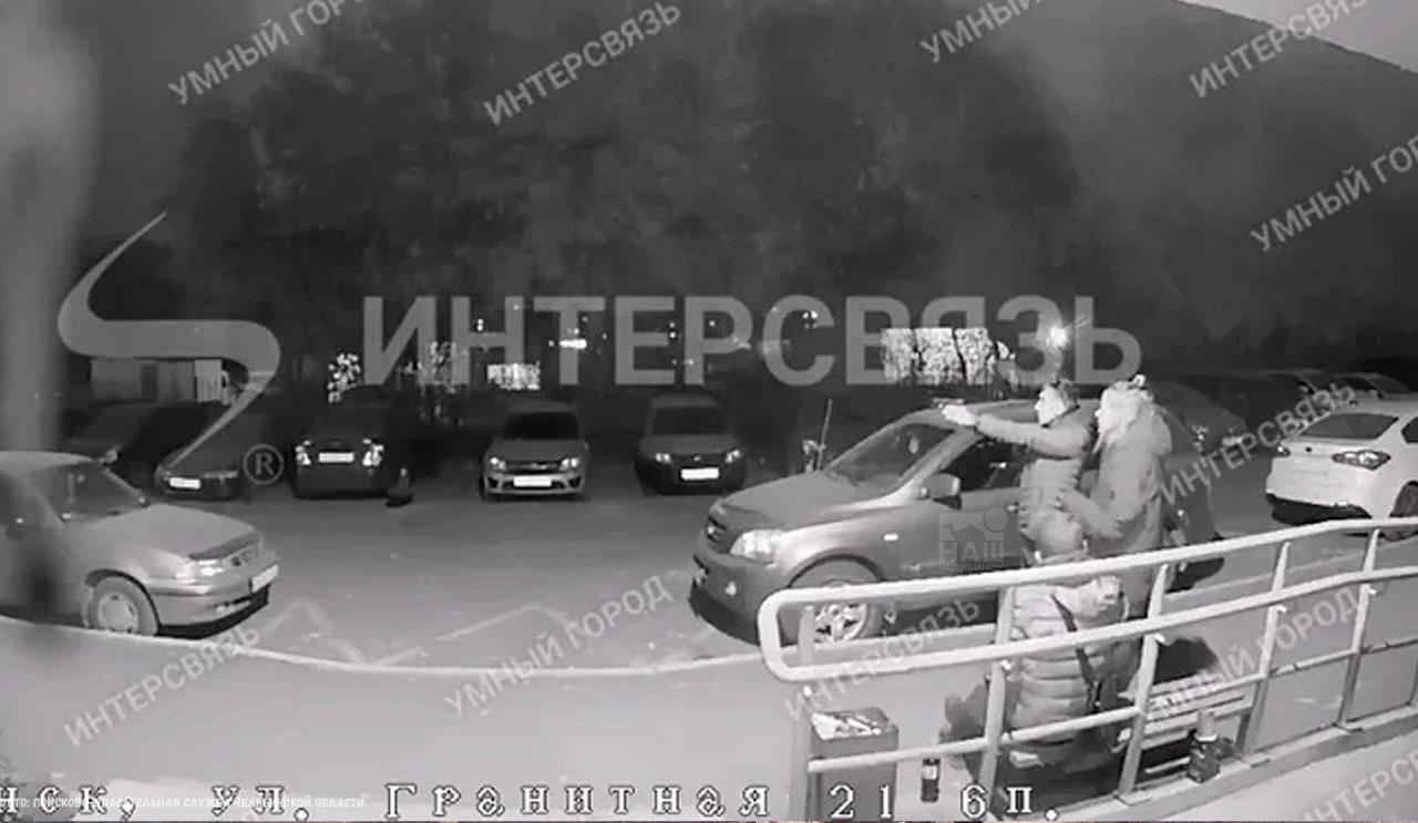 Молодежь устроила стрельбу в одном из районов Челябинска