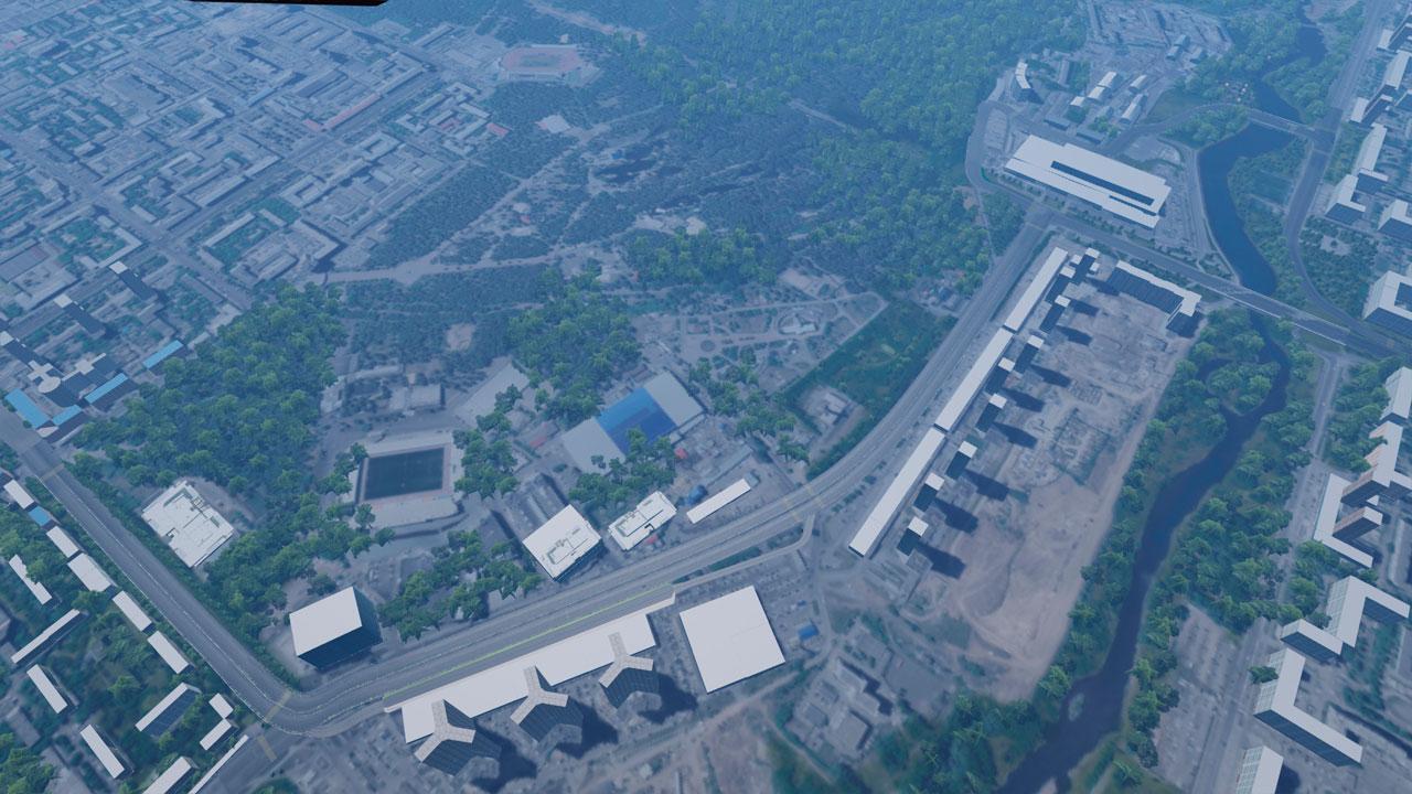 Виртуальную трассу под «Формулу-1» создали в Челябинске