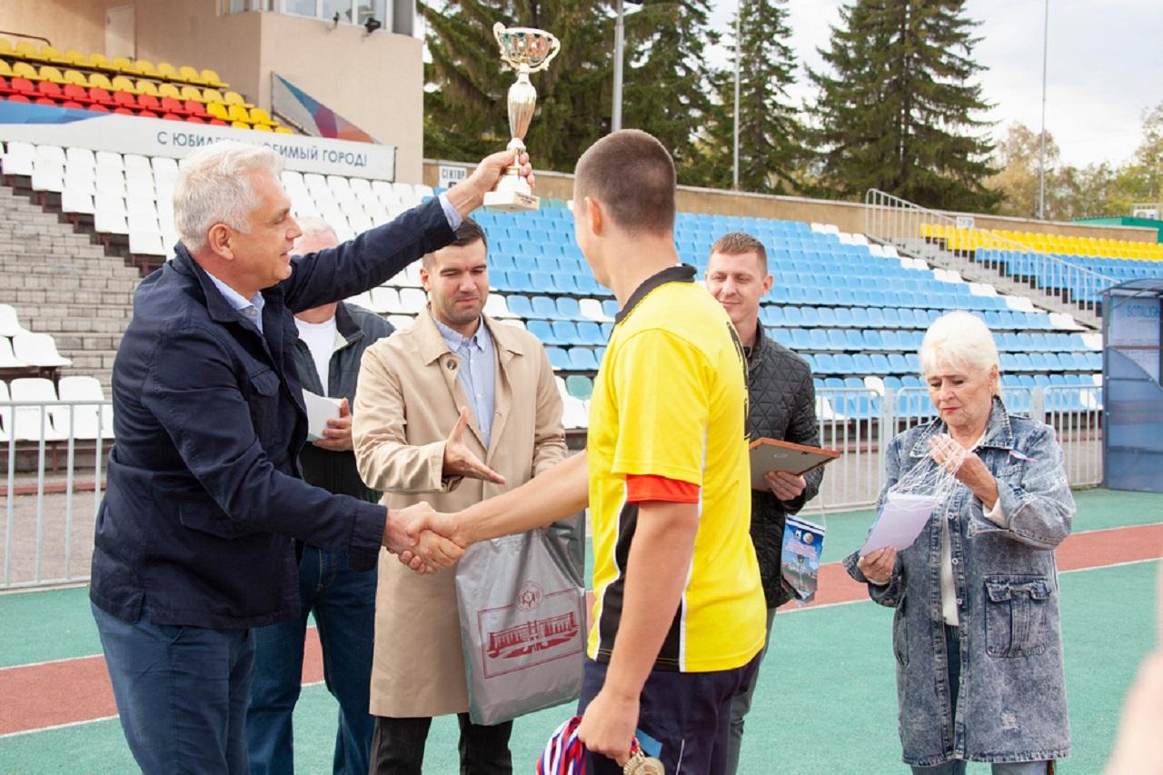 В Челябинской области прошел турнир памяти знаменитого тренера из Магнитогорска