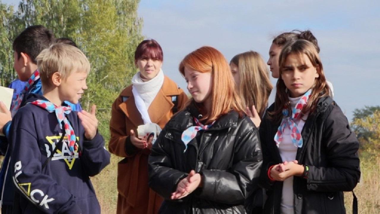 Школьники из Челябинска превратили уборку в квест