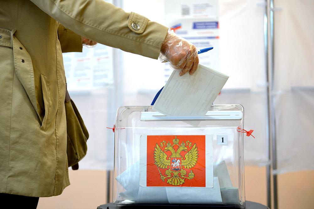 Выборы в Госдуму 2021: в Челябинской области открылись участки для голосования