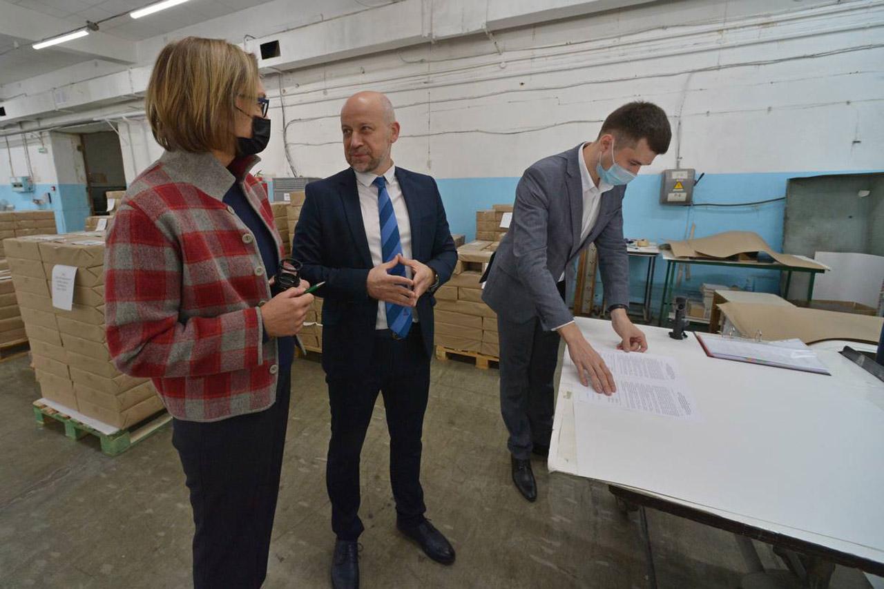 Для выборов в Госдуму в Челябинской области напечатали 5 млн бюллетеней