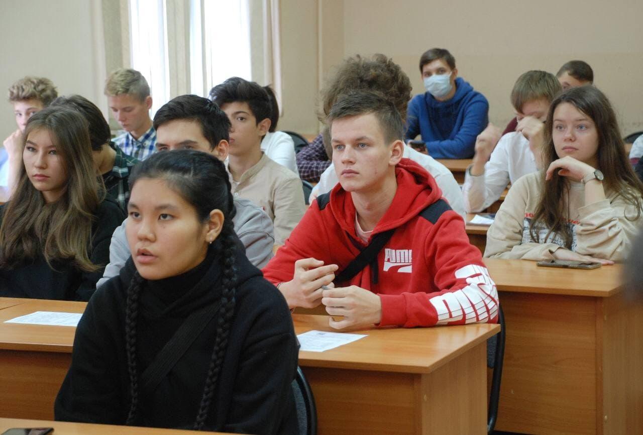 Будущим педагогам Южного Урала рассказали о культуре и традициях народов России