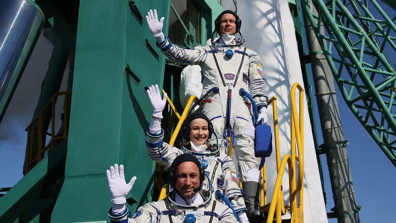 Как в Челябинске следили за запуском на МКС ракеты со съемочной группой