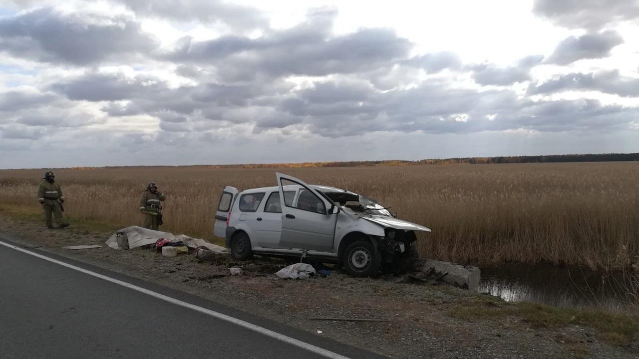 Смертельное ДТП произошло в Челябинской области