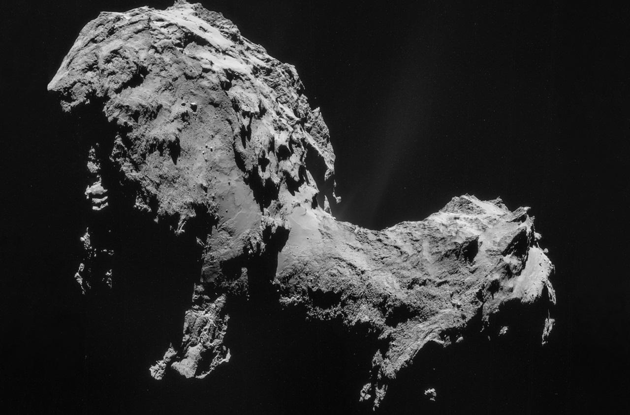 Комета в форме резиновой уточки и огненные дожди – астропрогноз на октябрь