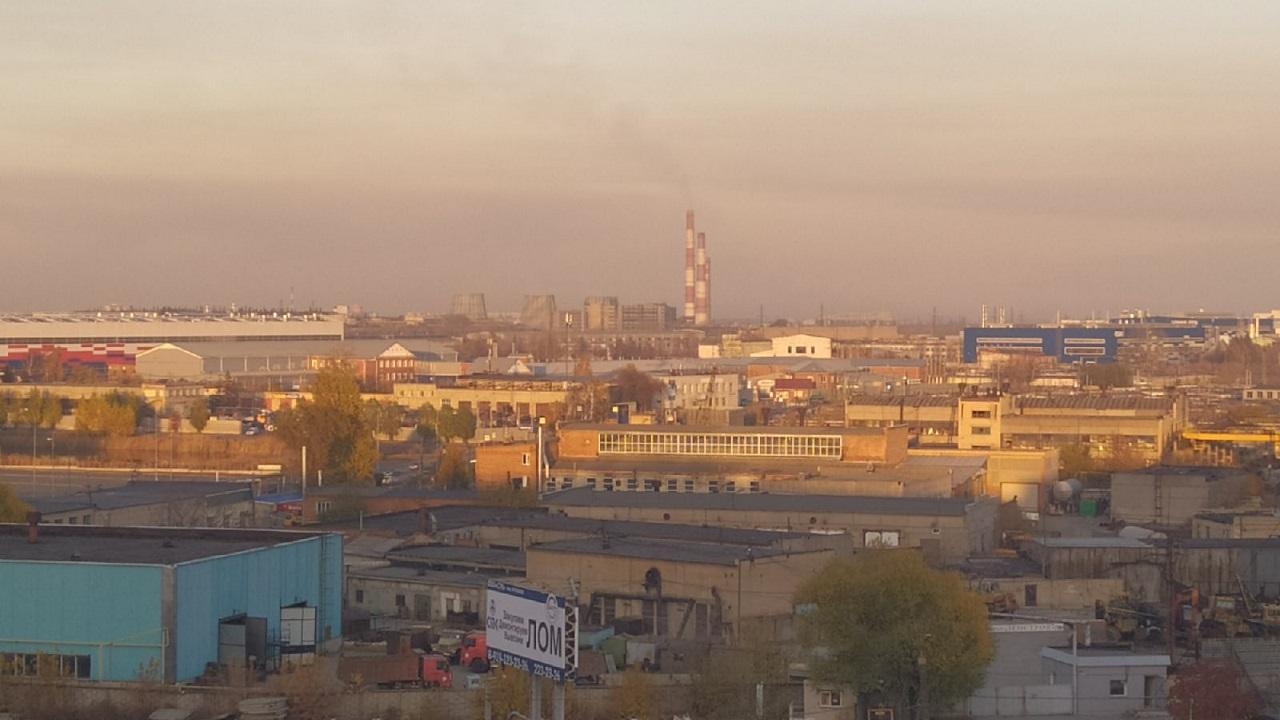Челябинскую область накрывает смог от тлеющих торфяников под Екатеринбургом