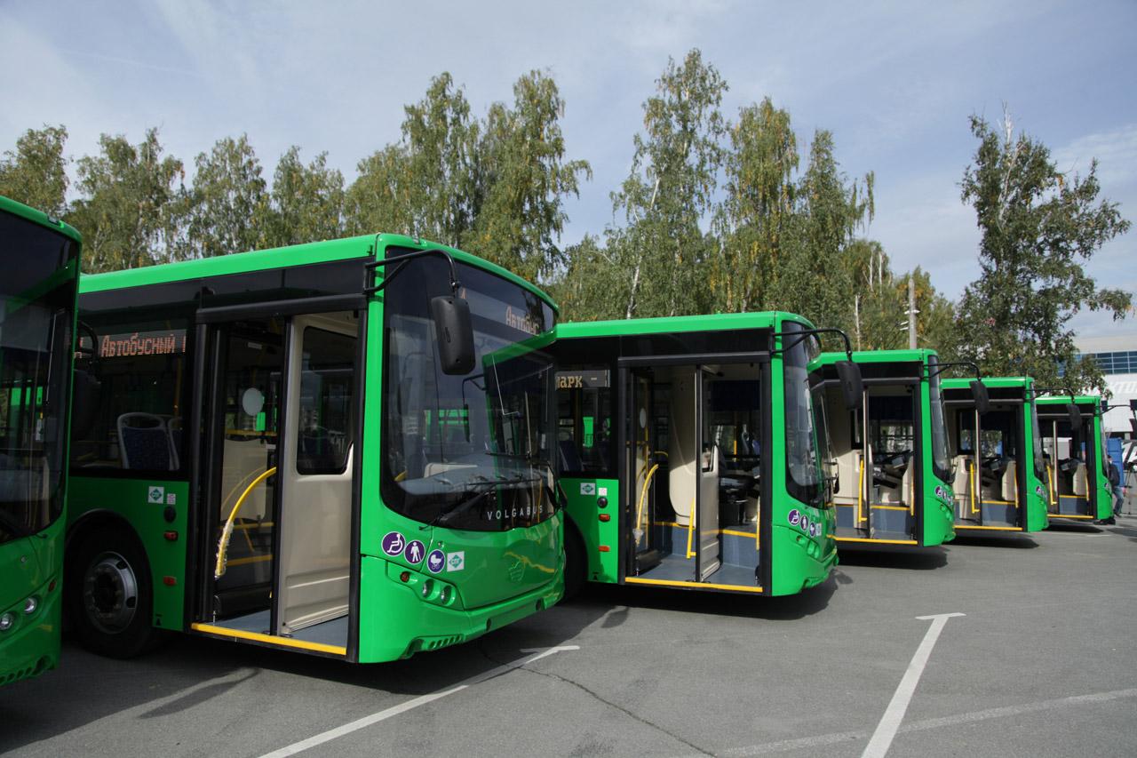 Власти рассказали, когда в Челябинске появятся новые автобусы и трамваи