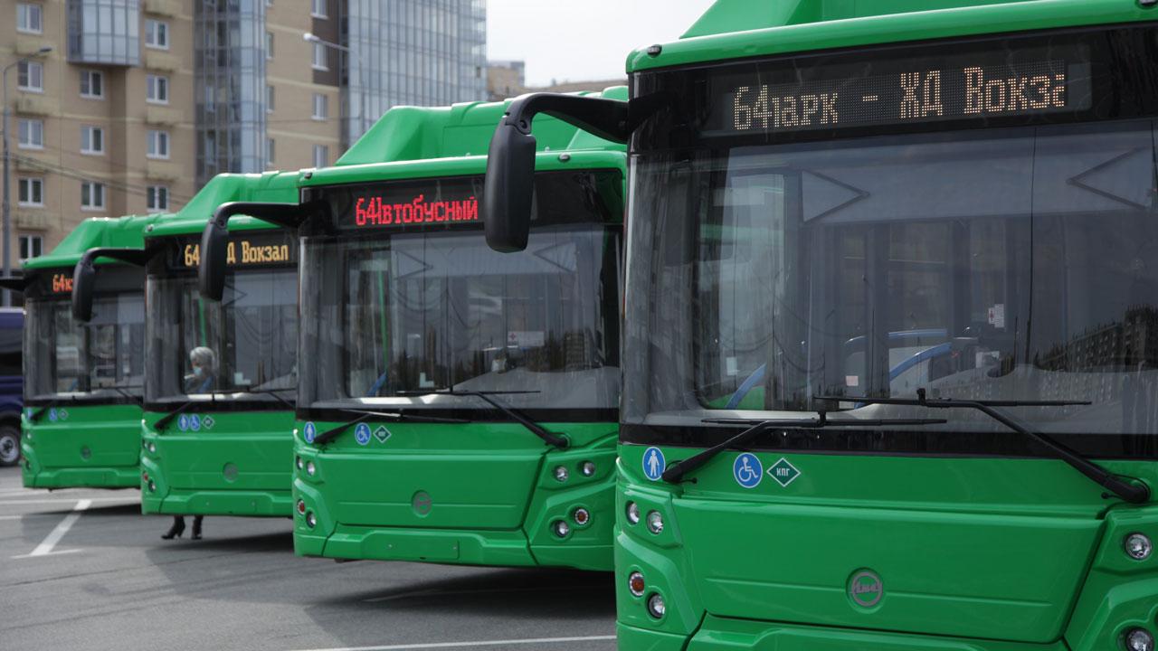 В Челябинске рассказали о новых выделенных полосах для транспорта