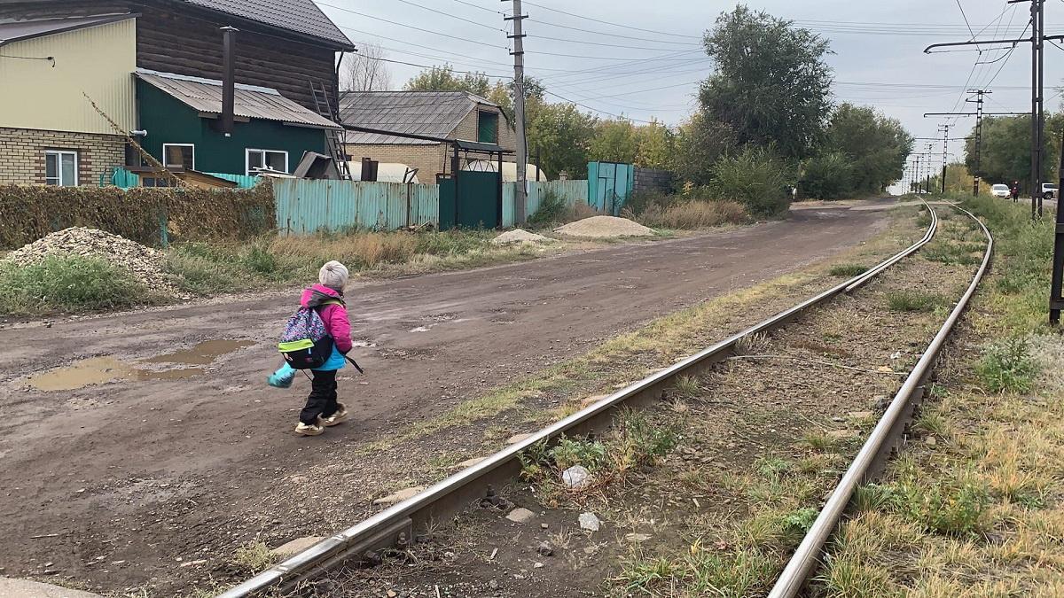 В Магнитогорске нашли самую опасную дорогу в школу